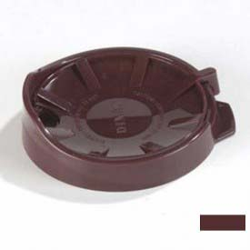 Dinex DX115661 Beverage Server Replacement Lid, 12/Cs, Cranberry by