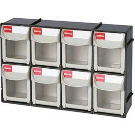 Shuter Flip Out Bin 8 Compartments