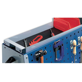 "Bott Upper Storage Tray With Mat For Perfo-Tool Trolleys For 47""H Trolleys by"