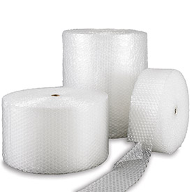 """Polyair Durabubble Cushioning In 12"""" Wide Perforated Rolls - 12""""X375' - -5/16"""" Bubble Size - Pkg Qty 4"""
