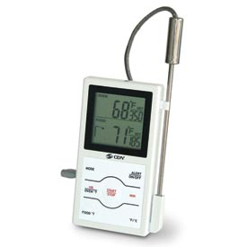 CDN Dual-Sensing Probe Thermometer/Timer by