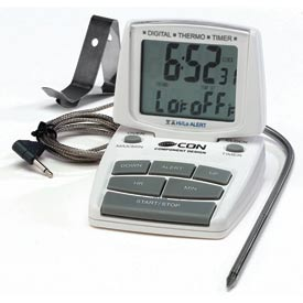 CDN Combo Probe Thermometer, Timer & Clock by