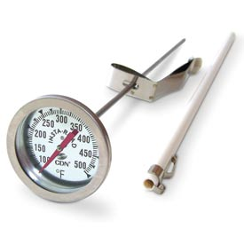 """CDN Insta-Read Long Stem Fry Thermometer 12"""" by"""