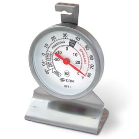 CDN ProAccurate Heavy Duty Refrigerator/Freezer Thermometer by