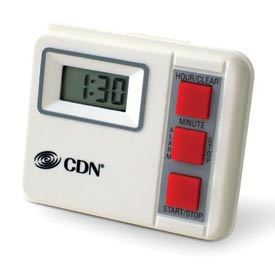 CDN Digital Timer Safe Food ABS Plastic by