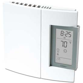 Cadet® Electronic Programmable SP Wall Thermostat TH106 240/208/120V 16.7 Amps