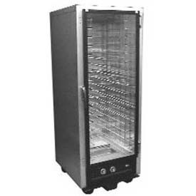 "Hotlogix Humidified Holding Cabinet/Heater Proofer-Logix2 Series, Undercounter, 5 18"" X 26"" Pans"