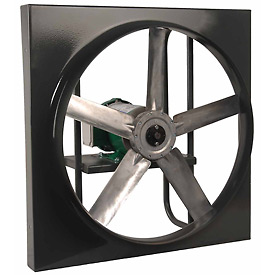 Continental Fan ADP18-1/3-3 Panel Fan Direct Drive Three Phase 3220 CFM