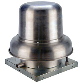 Continental Fan CDB-18-3/4-3 Exhaust Fan Downblast Three Phase 3529 CFM