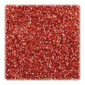 Chenille Kraft® Shaker Jar Glitter, 16.0 oz., Red