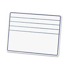 "Chenille Kraft® Dry-Erase White Board with Lines, 12"" x 9"", 1 Each"