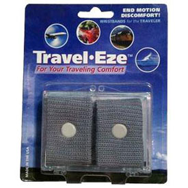 Kinray KY255059, Travel-Eze Bands, Wrist Band for Traveler (1 Pair) by