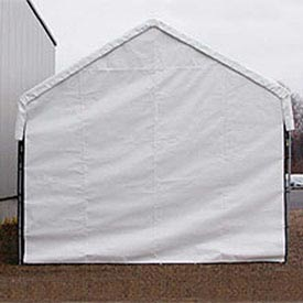 Daddy Long Legs Gable End 12'W White