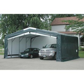 "Storage Master Elite 24'W x 14'4""H x 24'L Green"