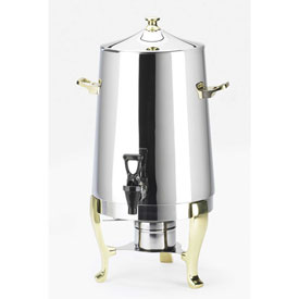 "Cal-Mil 1009 Stainless Steel Coffee Urn 13""W x 13""D x 20""H by"