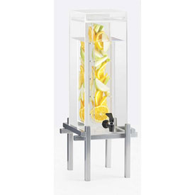 """Cal-Mil 1132-1INF-13 One by One Infusion Beverage Dispenser 1-1/2 GAL. 10-1/4""""W x... by"""