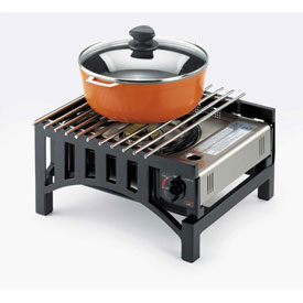 """Cal-Mil 1363-13 Mission Butane Stove Frame 14""""W x 12""""D x 7""""H by"""