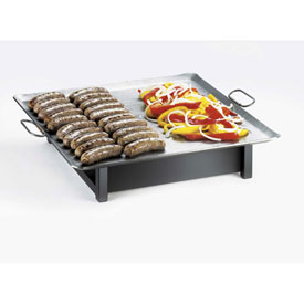 """Cal-Mil 1461 Optional Griddle For Square Action Station 23""""W x 23""""D x 1""""H by"""