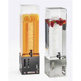 """Cal-Mil 1602-3-55 Squared Beverage Dispenser 3 Gallon 7-1/2""""W x 9-1/2""""D x... by"""