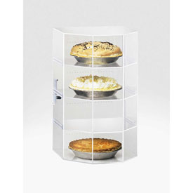"Cal-Mil 252 Classic Pie Case 13""W x 12-1/2""D x 21-1/2""H by"