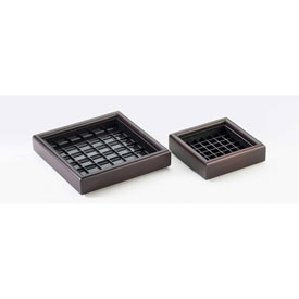 "Cal-Mil 330-4-52 Westport Drip Tray 4""W x 4""D Package Count 6 by"