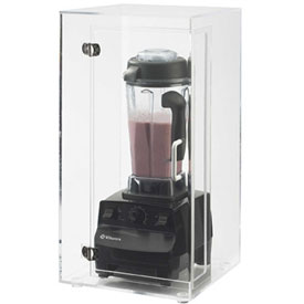 "Cal-Mil 498 Sound-Reduction Blender Housing, 12""W x 12""D x 24-1/2""H by"