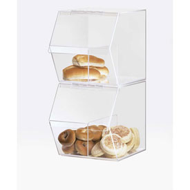 "Cal-Mil 992 Classic Stackable Food Bin 7-1/2""W x 19-1/2""D x 8""H by"