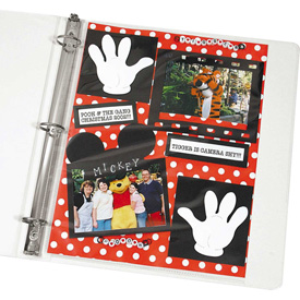 Buy C-Line Products Memory Book 11 x 8 1/2 Scrapbook Page Protector, Top Load, Clear, 50/BX Package Count 2