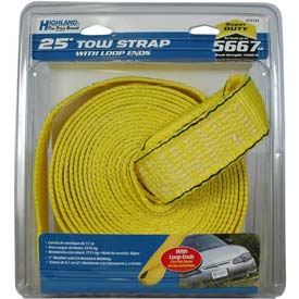 """Click here to buy Highland Tow Strap, 2"""" x 25"""