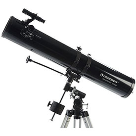 Buy Celestron PowerSeeker 114EQ Telescope