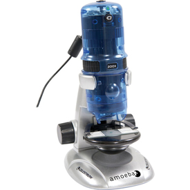 Buy Celestron Amoeba Digital Microscope Blue