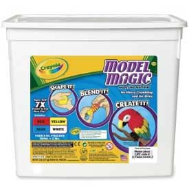 Crayola® Model Magic Clay, 2 lb., Assorted, 1 Each