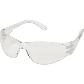 Checklite Safety Glasses, CREWS CL110, 1-Pair