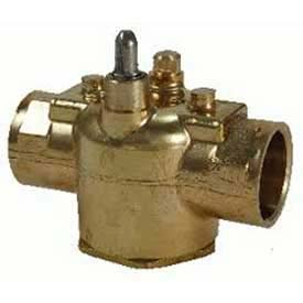 "Erie 3/4"" 3-Way General Purpose Sweat Valve Body, 7.5 CV VT3317"