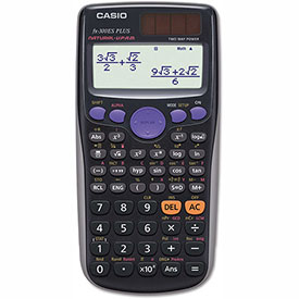 Buy Casio FX-300ESPLUS Scientific Calculator, 10-Digit LCD
