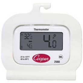 Cooper-Atkins 2560 Digital Refrigerator/Freezer Thermometer by