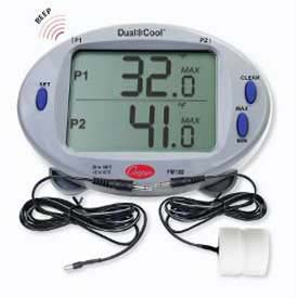 Cooper-Atkins Dual-Cool Digital Panel Thermometer, PM180-01 by