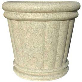 "Roman Urn 34"", Speckled Granite"