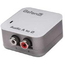 Comprehensive Audio Signal Converter, Analog TV To Digital Audio Adapter