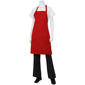 Chef Works® Butcher Aprons, Red - F8RED0
