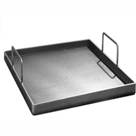 "Click here to buy Crown Verity Removable Griddle Plate 12""W x 20-1/2""D G1222."