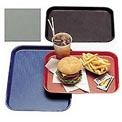 "Cambro 1014FF107 - Tray Fast Food 10"" x 14"",  Pearl Gray - Pkg Qty 24"