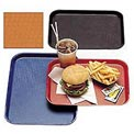 "Cambro 1014FF166 - Tray Fast Food 10"" x 14"",  Orange - Pkg Qty 24"