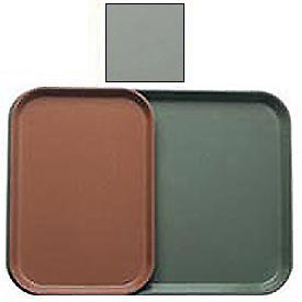 """Cambro 1015107 - Camtray 10"""" x 15"""" Rectangle,  Pearl Gray - Pkg Qty 24"""