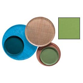 """Cambro 1100113 - Camtray 11"""" Round,  Lime-Ade - Pkg Qty 12"""