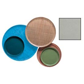 """Cambro 1100199 - Camtray 11"""" Round,  Taupe - Pkg Qty 12"""