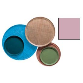 "Cambro 1100409 - Camtray 11"" Round,  Blush - Pkg Qty 12"