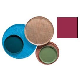 """Cambro 1100505 - Camtray 11"""" Round,  Cherry Red - Pkg Qty 12"""