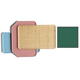 Cambro 1313119 - Camtray 33 x 33cm Metric, Sherwood Green - Pkg Qty 12
