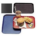 "Cambro 1418FF167 - Tray Fast Food 14"" x 18"",  Brown - Pkg Qty 12"